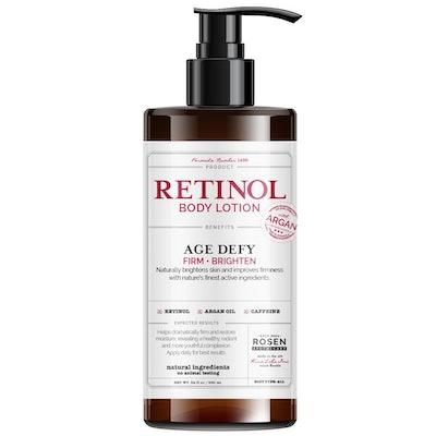 Anti-Aging Retinol Body Lotion