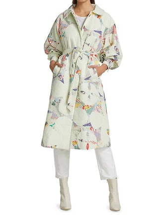 Paloma Patchwork Coat