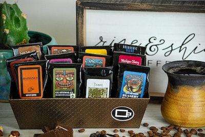 Coffee Beanery Assorted Coffee Gift Set