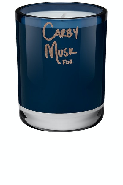 New Carby Musk candle from Drake's Better World Fragrance House.