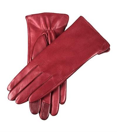 WARMEN Touchscreen Genuine Nappa Leather Gloves