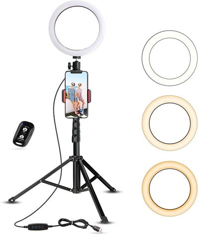 UBeesize Ring Light and Tripod Stand