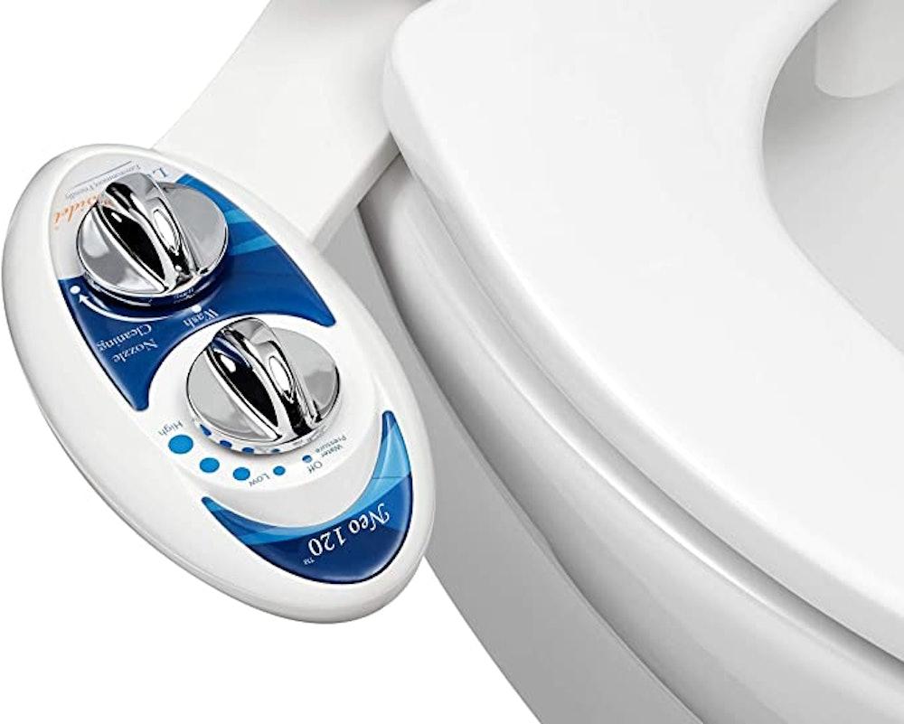 Luxe Bidet Mechanical Bidet Toilet Attachment