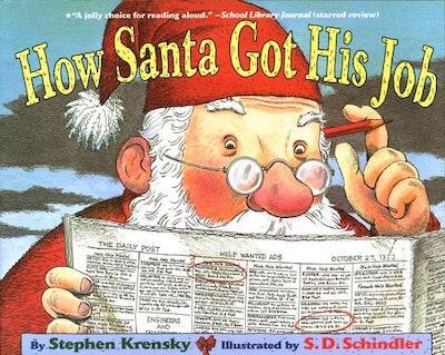'How Santa Got His Job'
