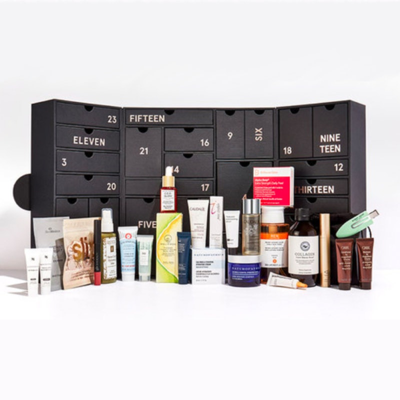 Dermstore's advent calendar makes a great gift.