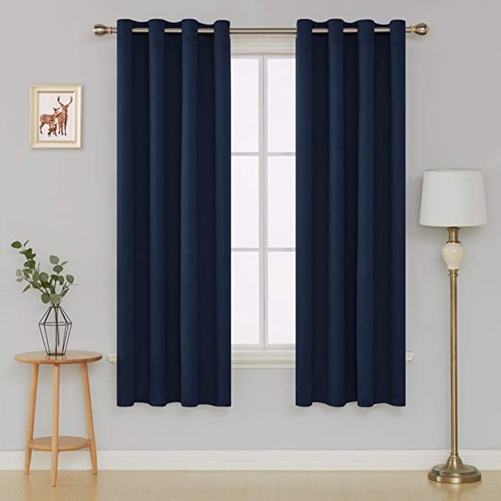 Deconovo Thermal-Insulated Blackout Curtains