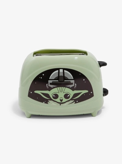 Star Wars The Mandalorian Mando & The Child Toaster
