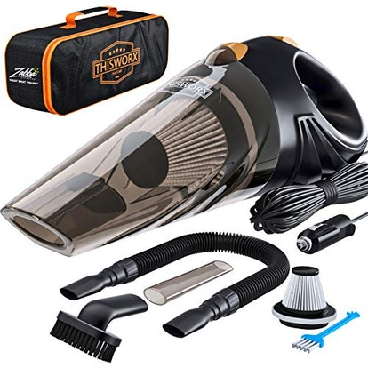 ThisWorx Portable Car Vacuum Kit