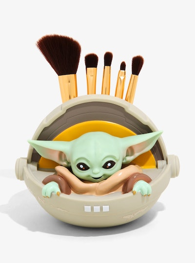 Loungefly Star Wars The Mandalorian The Child Makeup Brush Holder - BoxLunch Exclusive