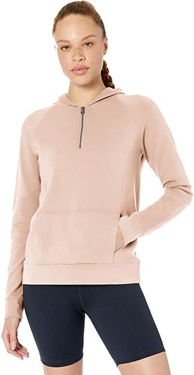 Core 10 French Terry Fleece Quarter-Zip Sweatshirt