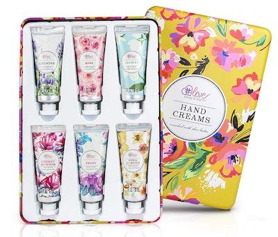 Body & Earth Hand Cream Set