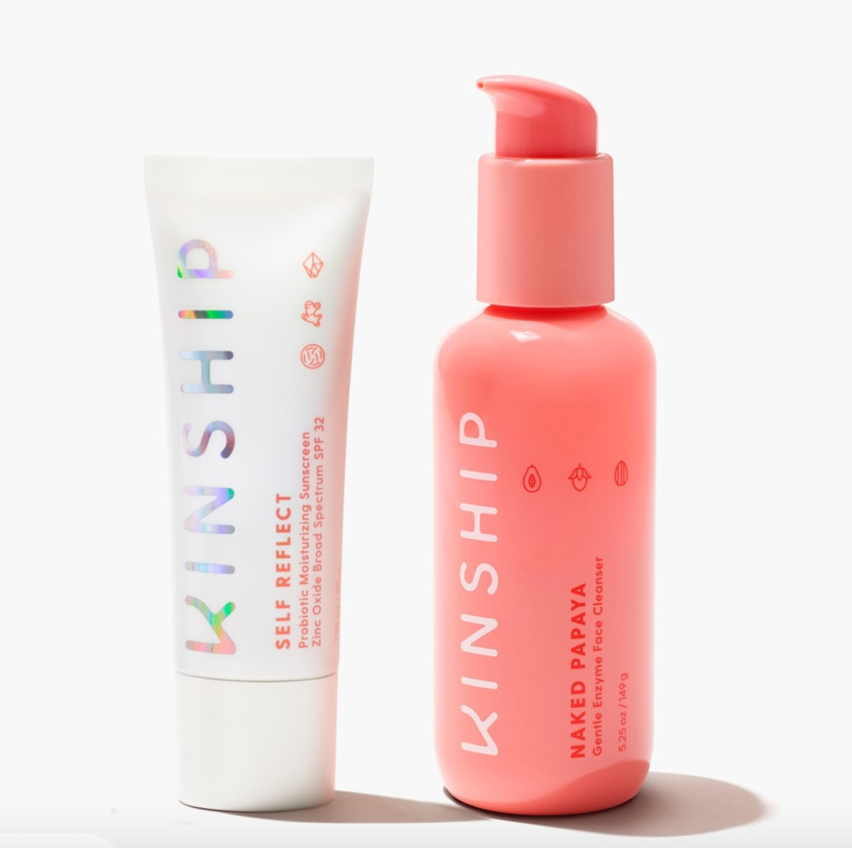 The Bright Side Cleanser & SPF Duo