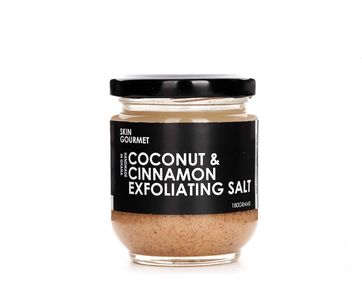 Coconut & Cinnamon Exfoliating Salt
