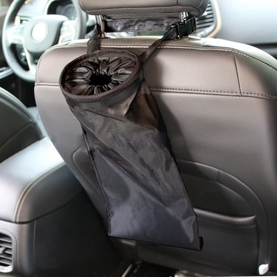IPELY Universal Back Seat Garbage Can