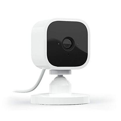 Blink Mini Plug-In Smart Security Camera