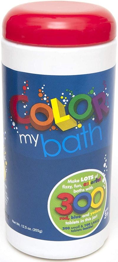 Color My Bath - 300 Tablet Jar