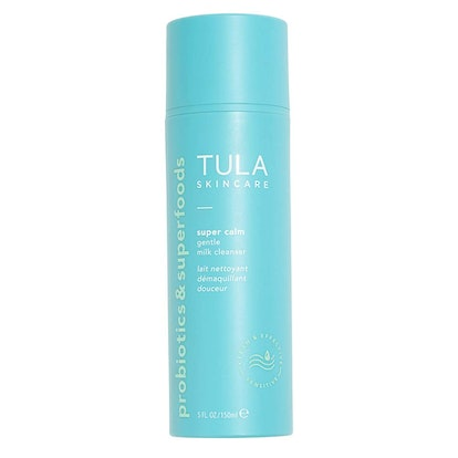 TULA Super Calm Gentle Milk Cleanser