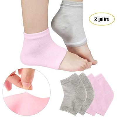 Codream Vented Moisturizing Socks (2-Pack)