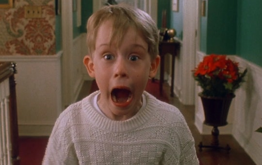 Is Home Alone too scary for kids