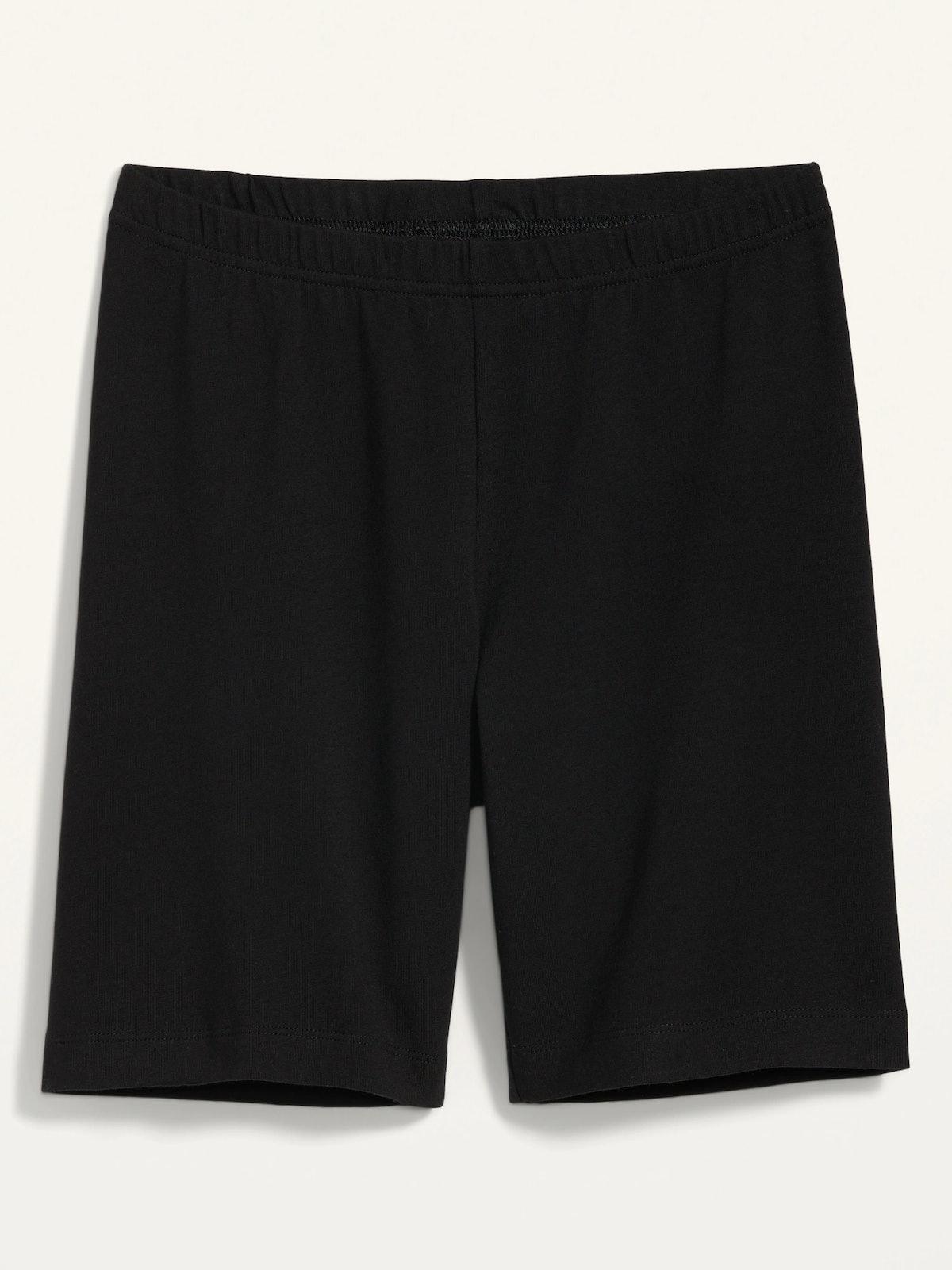 Old Navy High-Waisted Jersey Bike Shorts