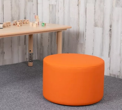 Flash Furniture Soft Seating Collaborative Circle for Classrooms and Daycares