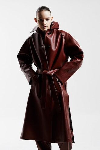 Slow Dance Balmacaan Coat