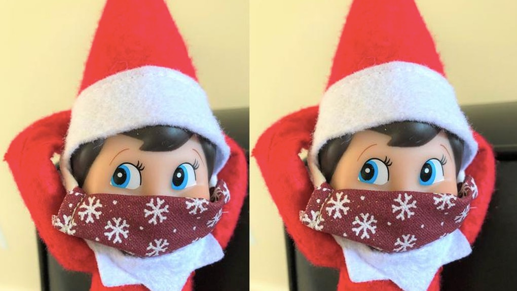 These Elf On The Shelf Quarantine Items To Buy On Etsy Are So 2020