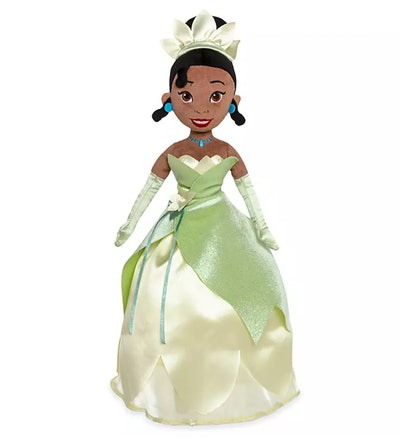 Tiana Plush Doll – The Princess and the Frog – Medium – 20''