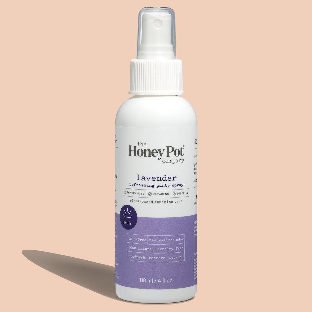Refreshing Herbal Spray