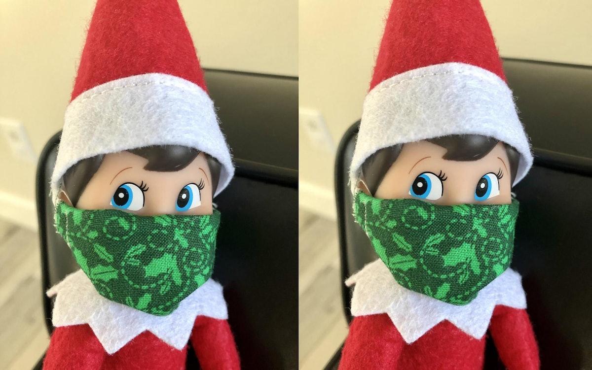 Two Elf Masks for Elf