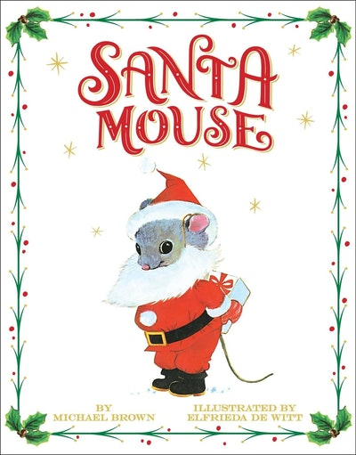 'Santa Mouse'