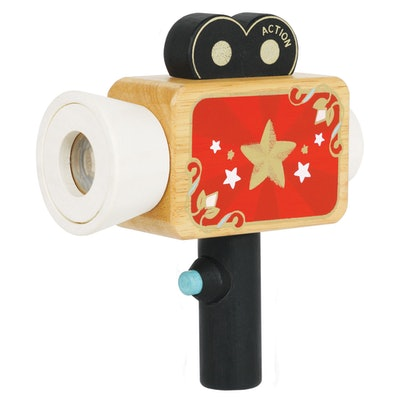 Le Toy Van Wooden Hollywood Film Camera