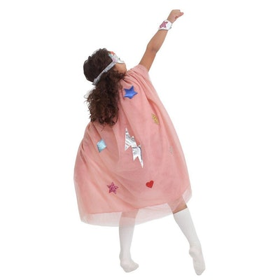 Superhero Cape Dress Up Costume