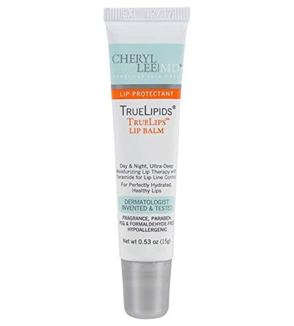 Cheryl Lee MD TrueLipids Lip Balm for Dry Lips