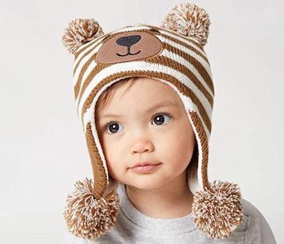 LANGZHEN Toddler Hat