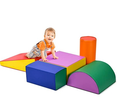 Costzon Crawl and Climb Foam Play Set