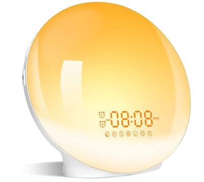 LBell Wake Up Light Alarm Clock
