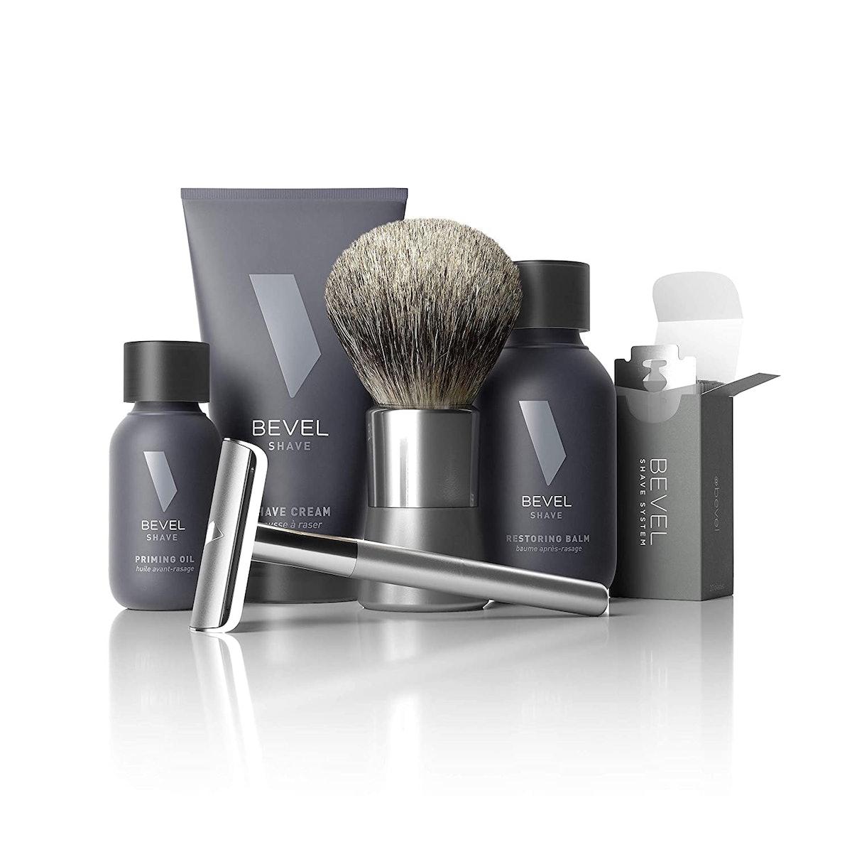 Bevel Shave Starter Kit