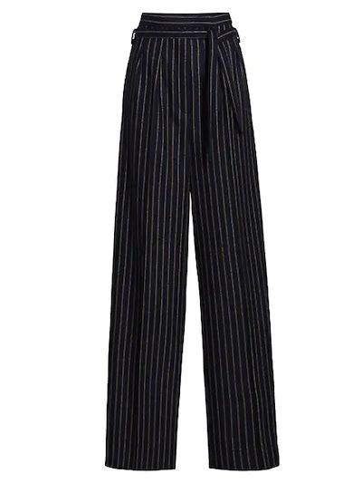 Samba Pinstripe Pants