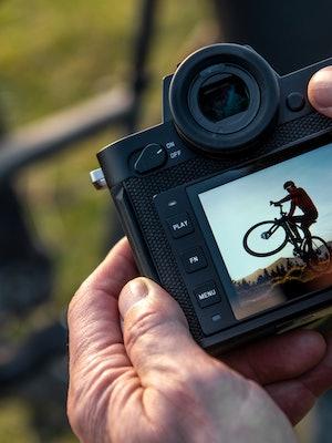 Leica SL2-S fullframe mirrorless camera Cine4K 60 fps