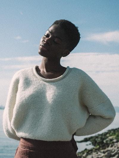 Resha Sweater - Cream