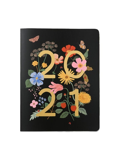 2021 Wild Flower Appointment Notebook