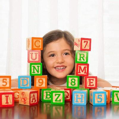Oaktown Supply Toy Baby Blocks