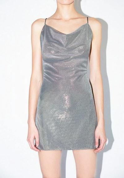 Veronica Metallic Dress