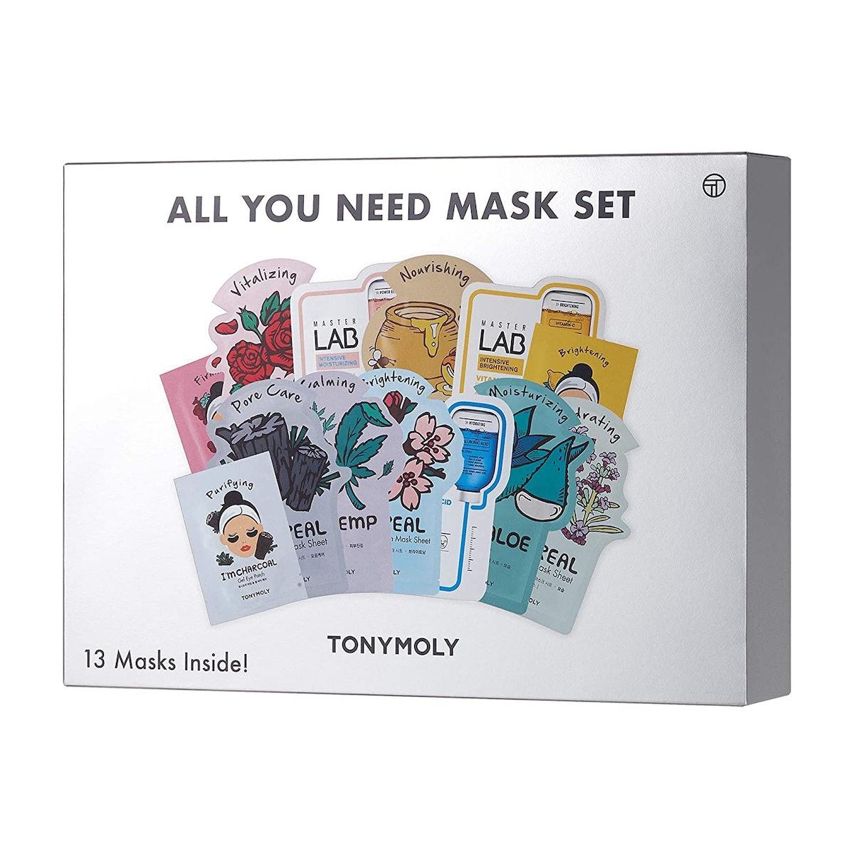 TONYMOLY All You Need Mask Set