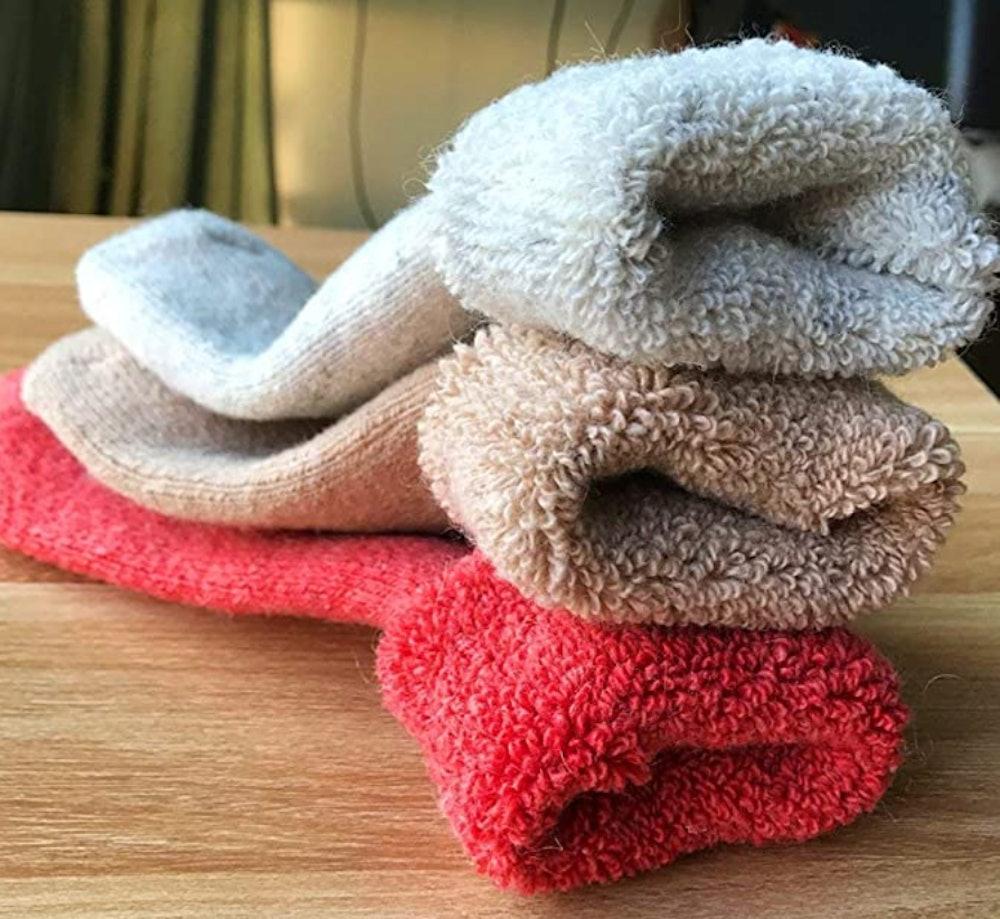 Yoicy Wool Socks (3-Pack)