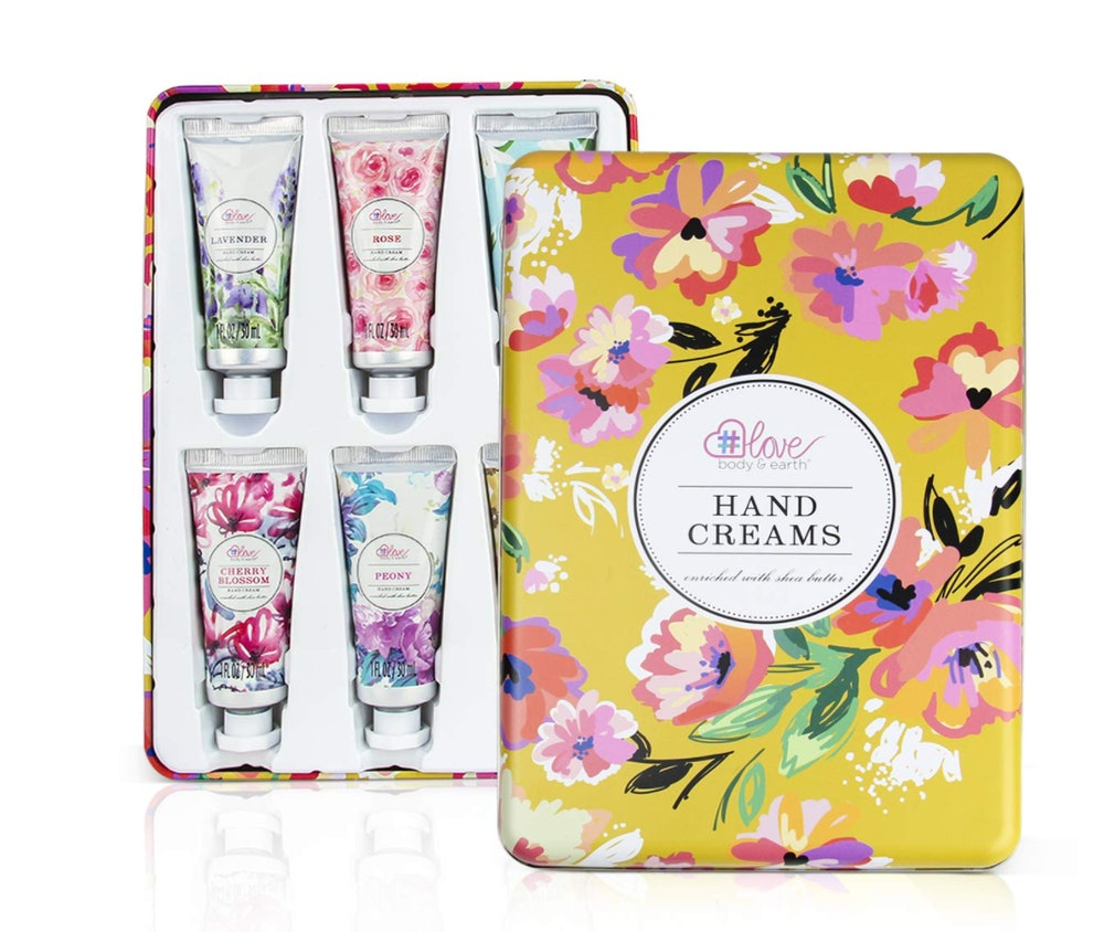 BODY & EARTH Hand Lotion Set (6-Pack)