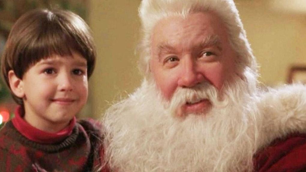 Tim Allen in 'The Santa Clause'