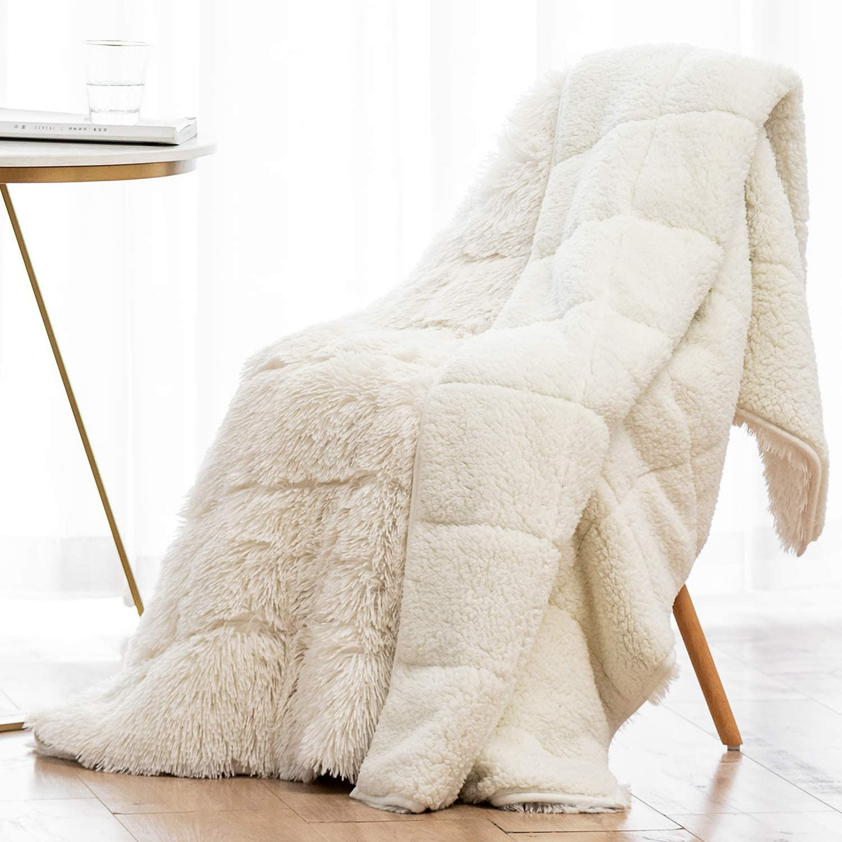 Weighted Sherpa Blanket