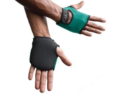 YogaPaws Elite Padded Anti-Slip Gloves
